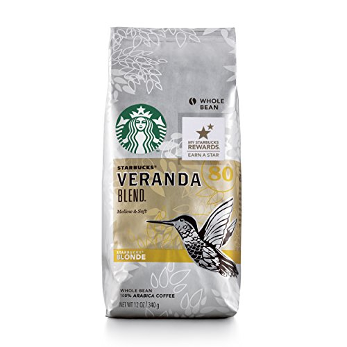 Starbucks Veranda, Whole Bean Coffee, 12 oz