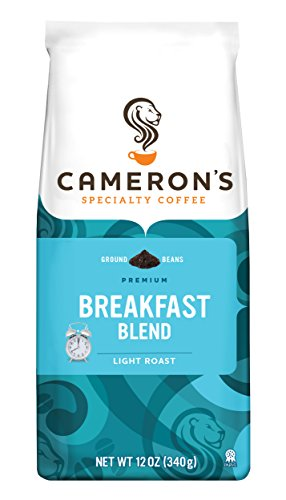 Cameron's Coffee Breakfast Blend, 12 Ounce Bag